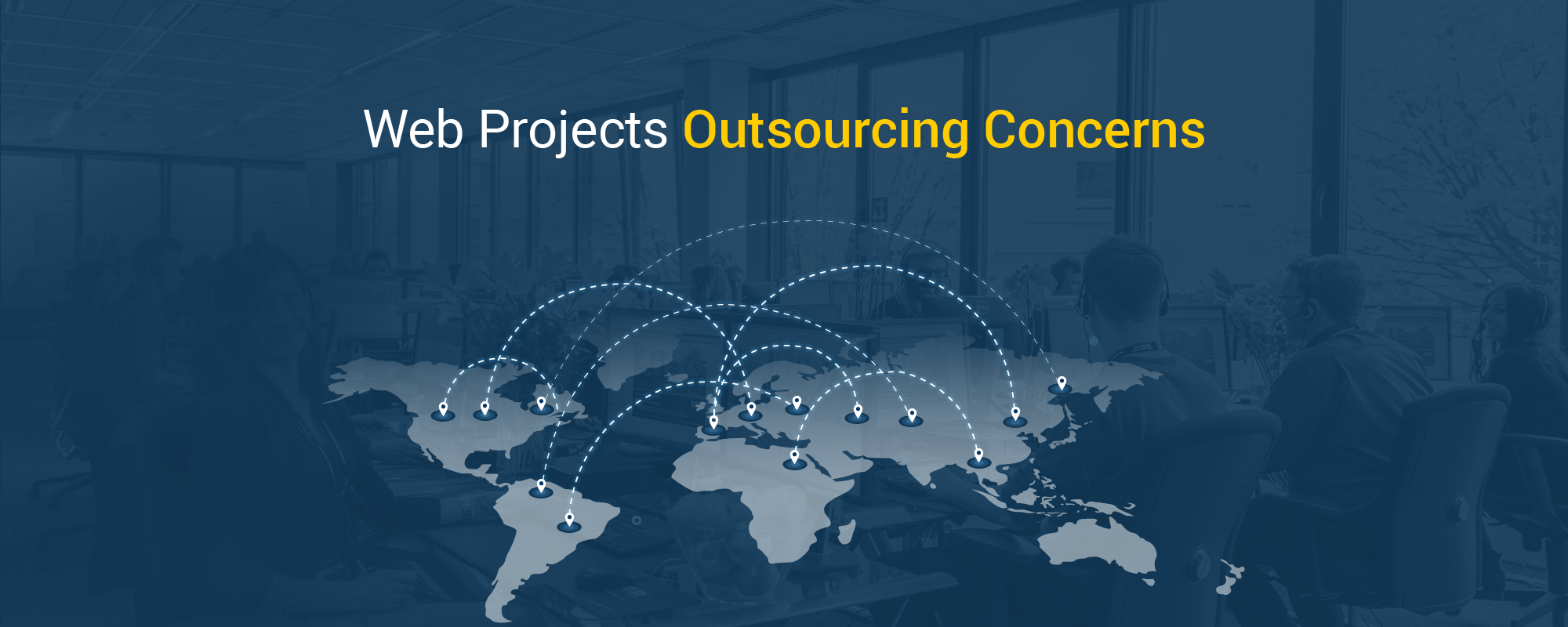 All Web Design & Development Outsourcing Queries Answered in One Post!