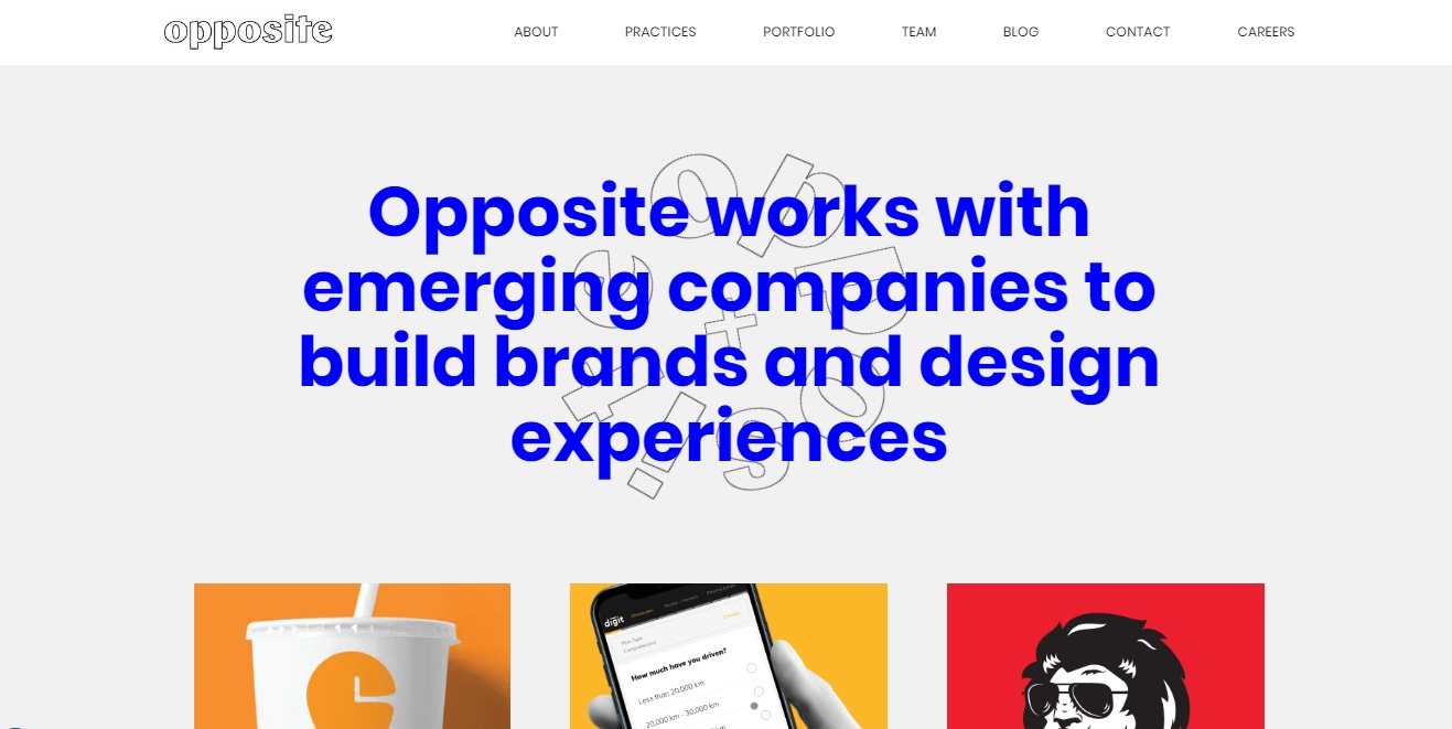 oppositehq- Top Web Design Companies in India For Design & Development Outsourcing
