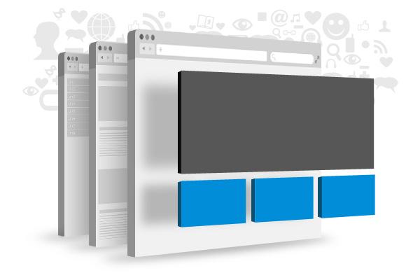 daily deals custom website design