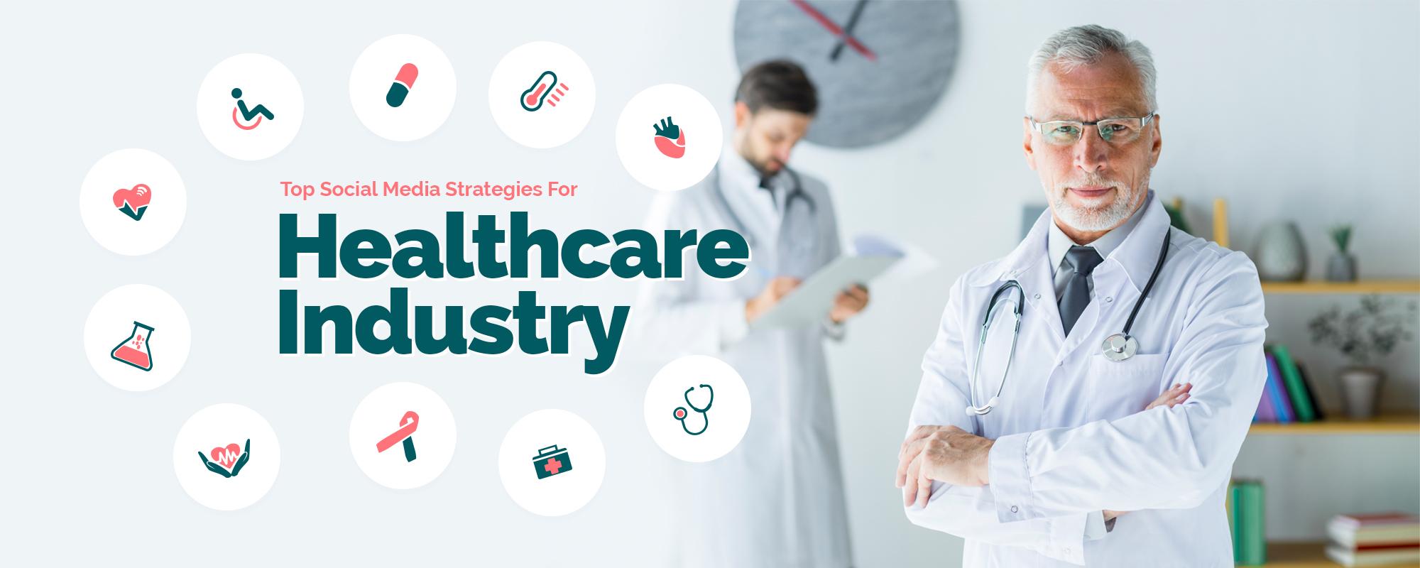 8 Effective Strategies for Social Media Marketing in Health Industry