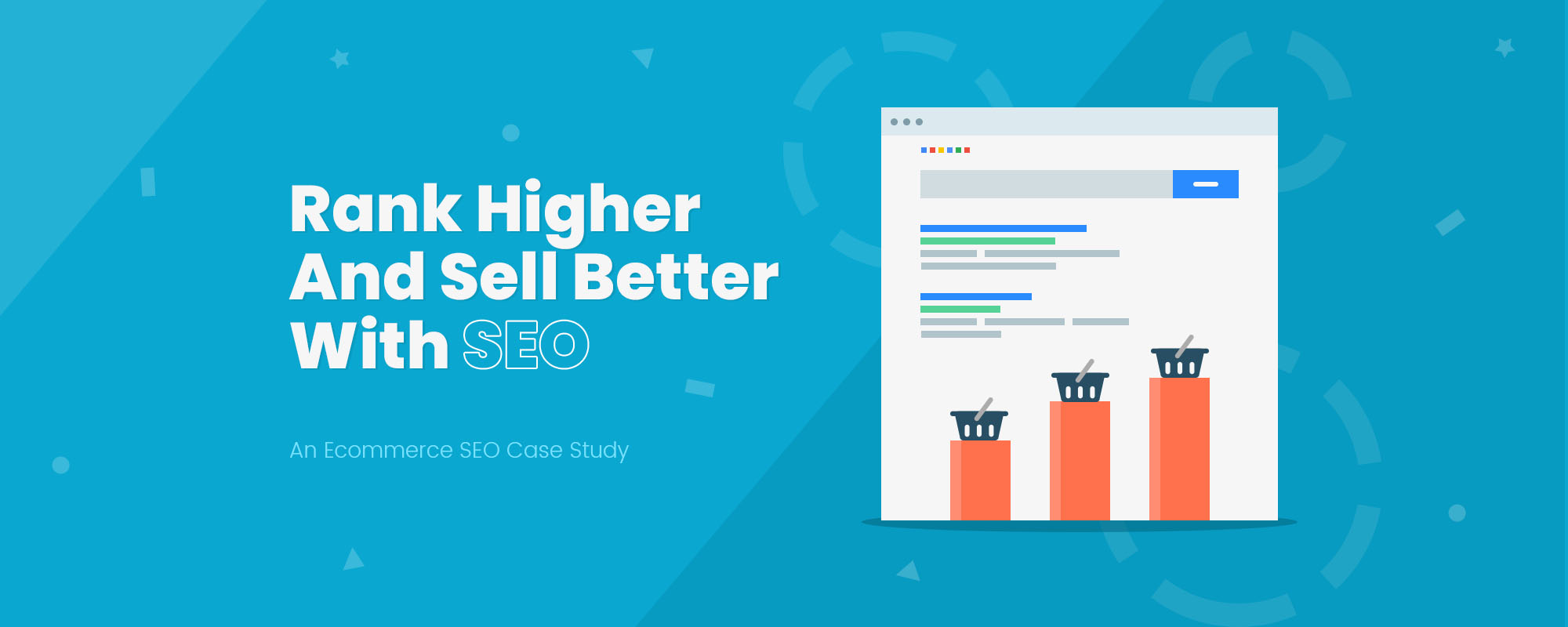 How to Improve Ecommerce Website Ranking on Google? [SEO Case Study]