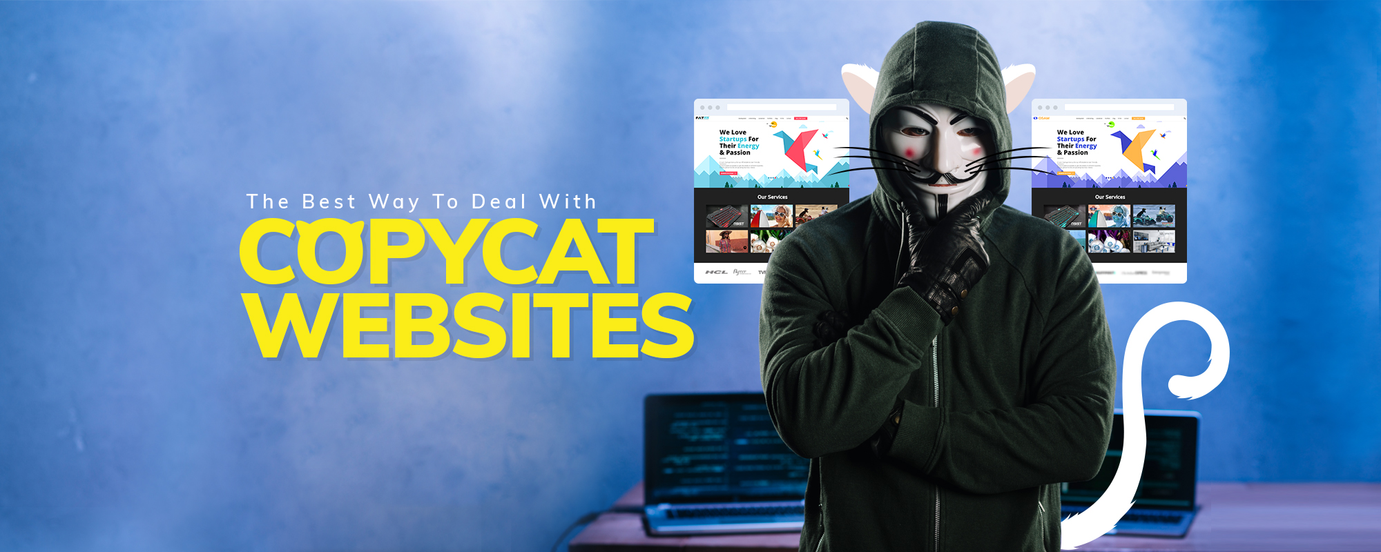 How to Protect Website from Copycats? What to do When Someone Steals your Site?