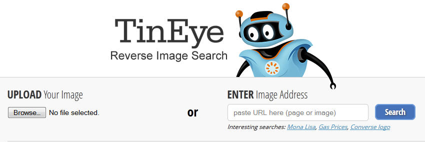 image copyright checking tool