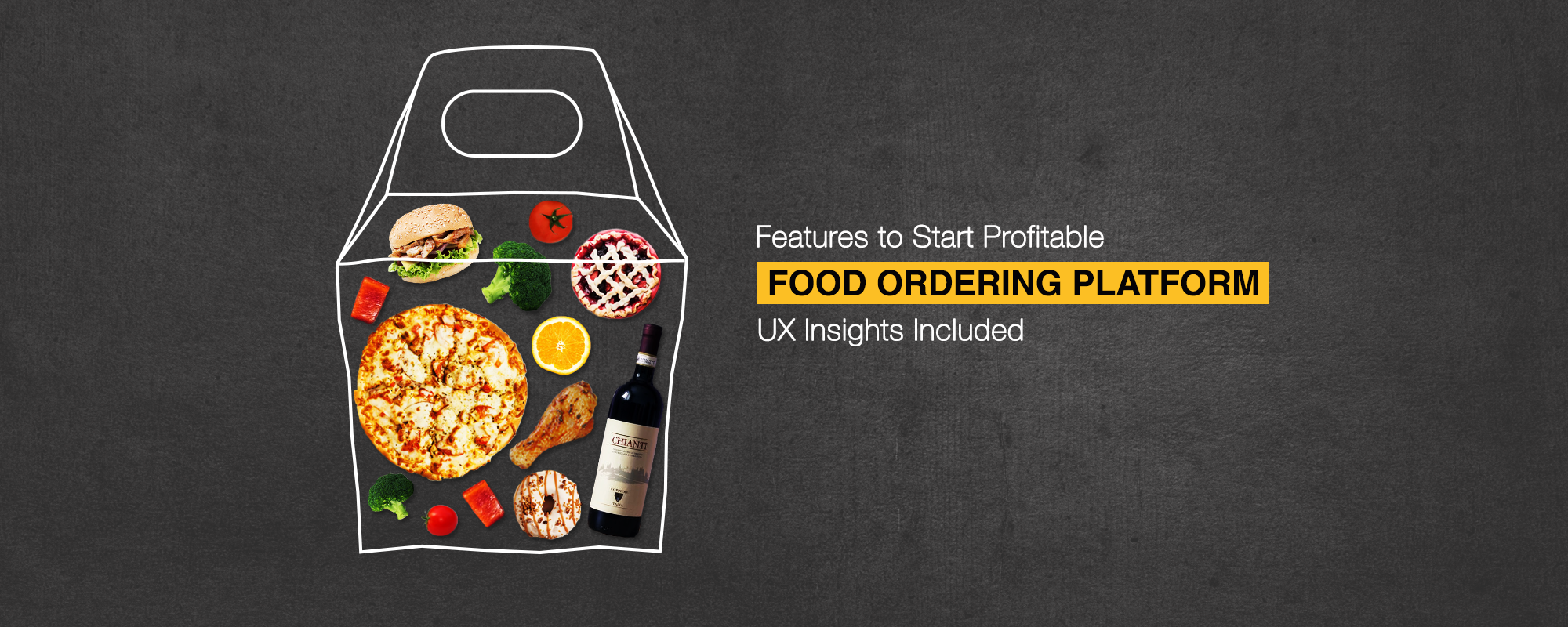 Features To Make Your Online Food Ordering And Delivery