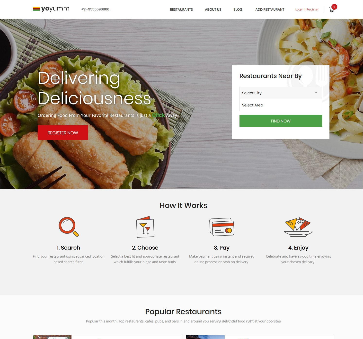 Tips & Features to Make Your Online Food Ordering and Delivery
