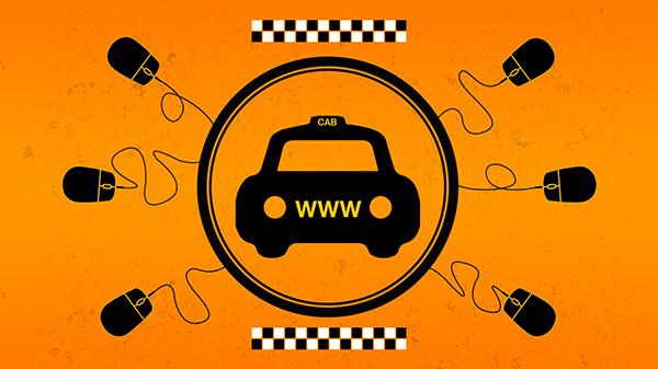 online cab booking portal