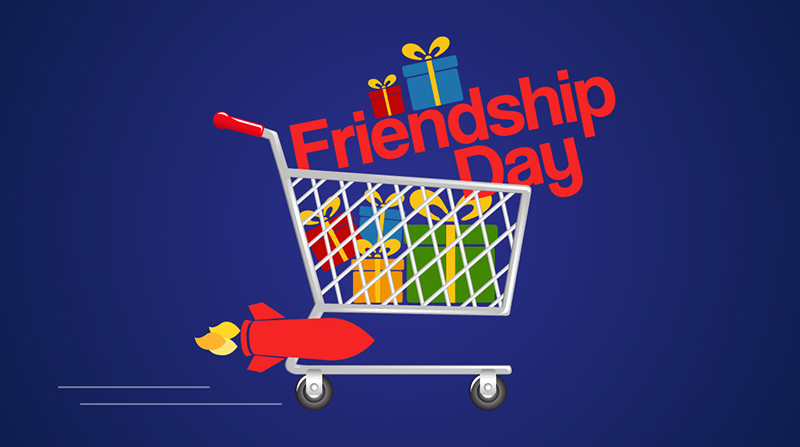 Friendship day sales