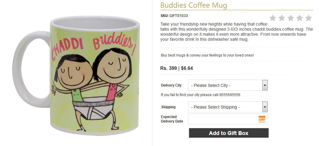 Specia Friendships Day Merchandise