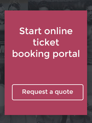 feature list of instant online movie ticket booking portal