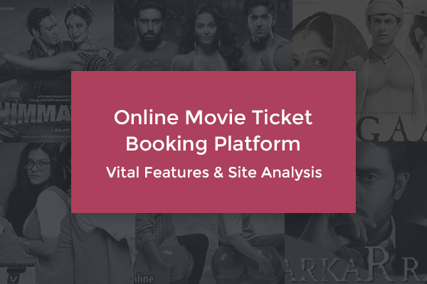 ticket booking portal features