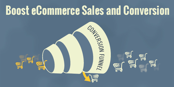 ecommerce store conversion and sales