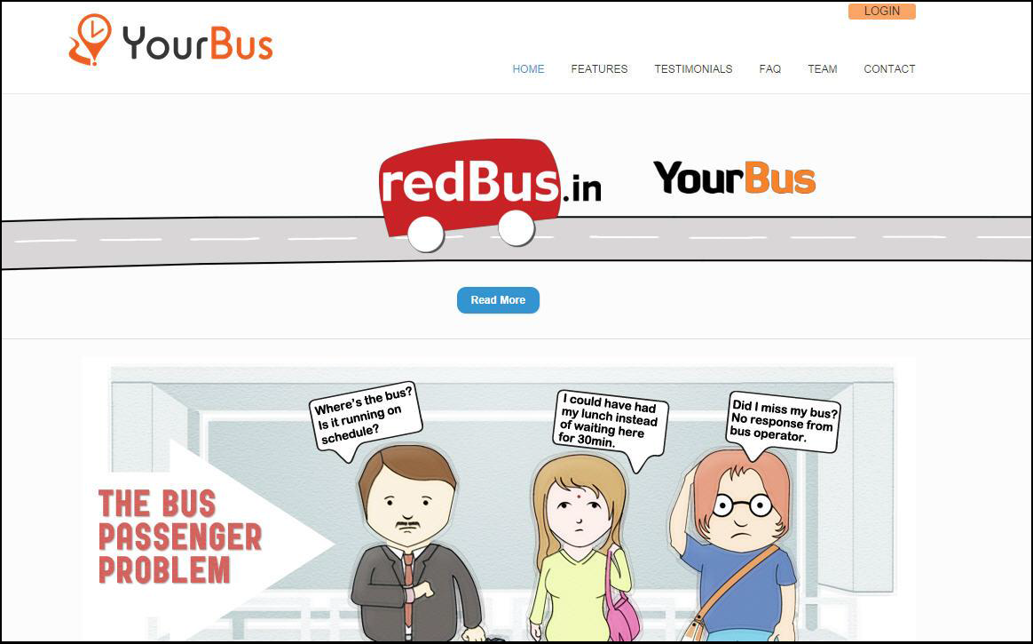 your_bus