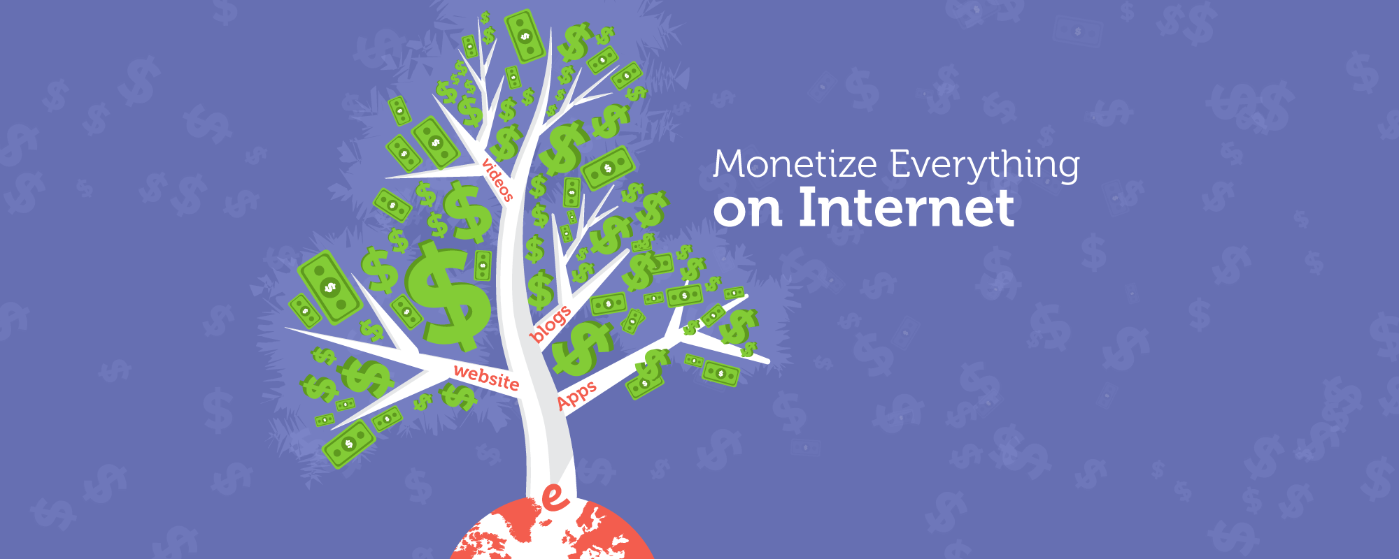 How to Monetize Website, Blog, App, Videos & Everything Else on Internet?