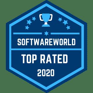 Softwareworld badge