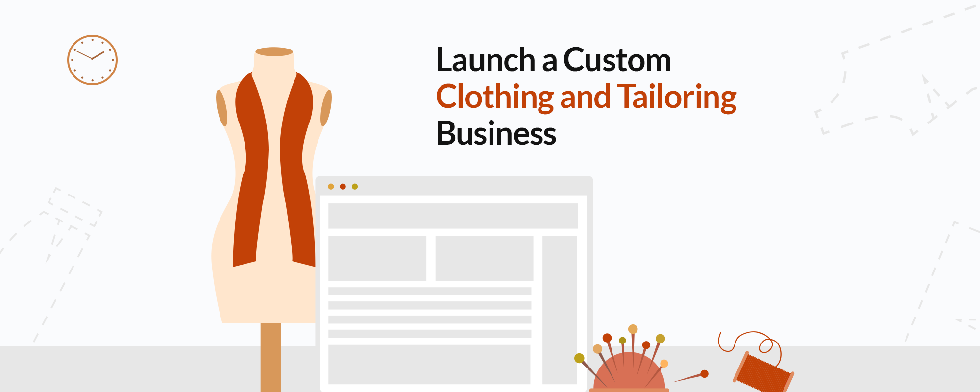 Launch a Custom Clothing and Tailoring Business Website with These Script Features