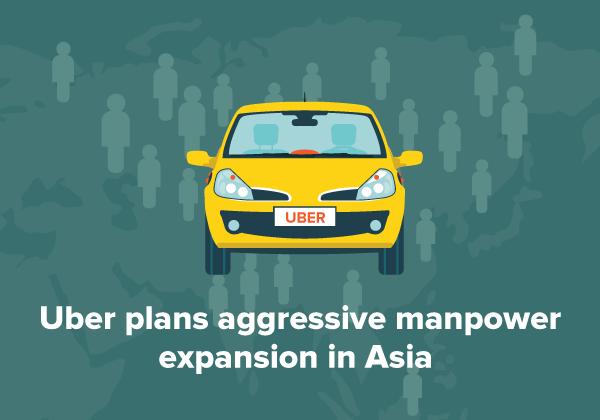 Uber hiring more asian