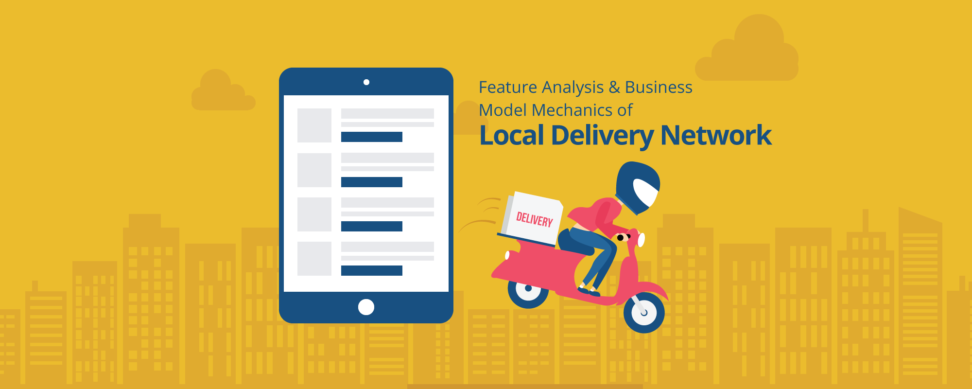 Essential Script Features for Launching Advanced Local Delivery Platform