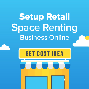 Launch Retail Space Rental Marketplace