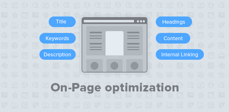 on page otimization seo
