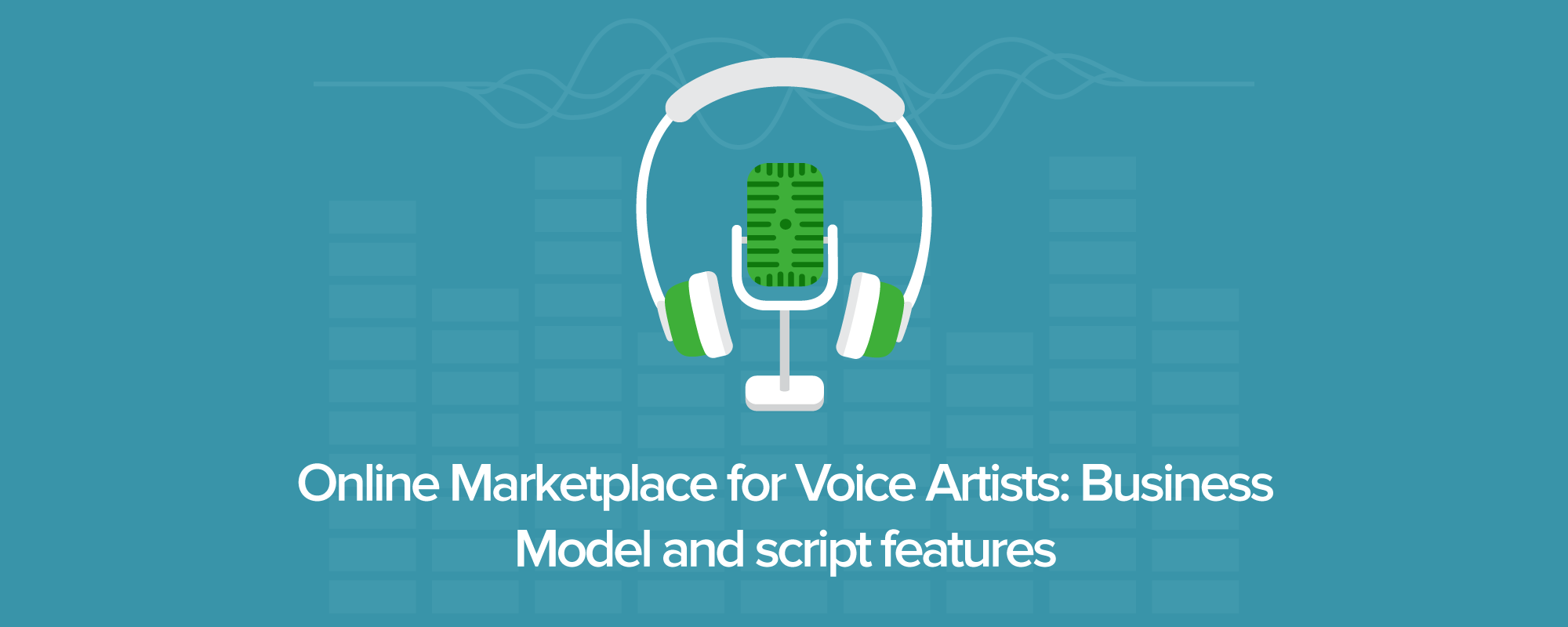 Start Marketplace for Voice Artists with Top Script Features