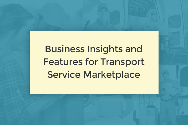 transport service website features