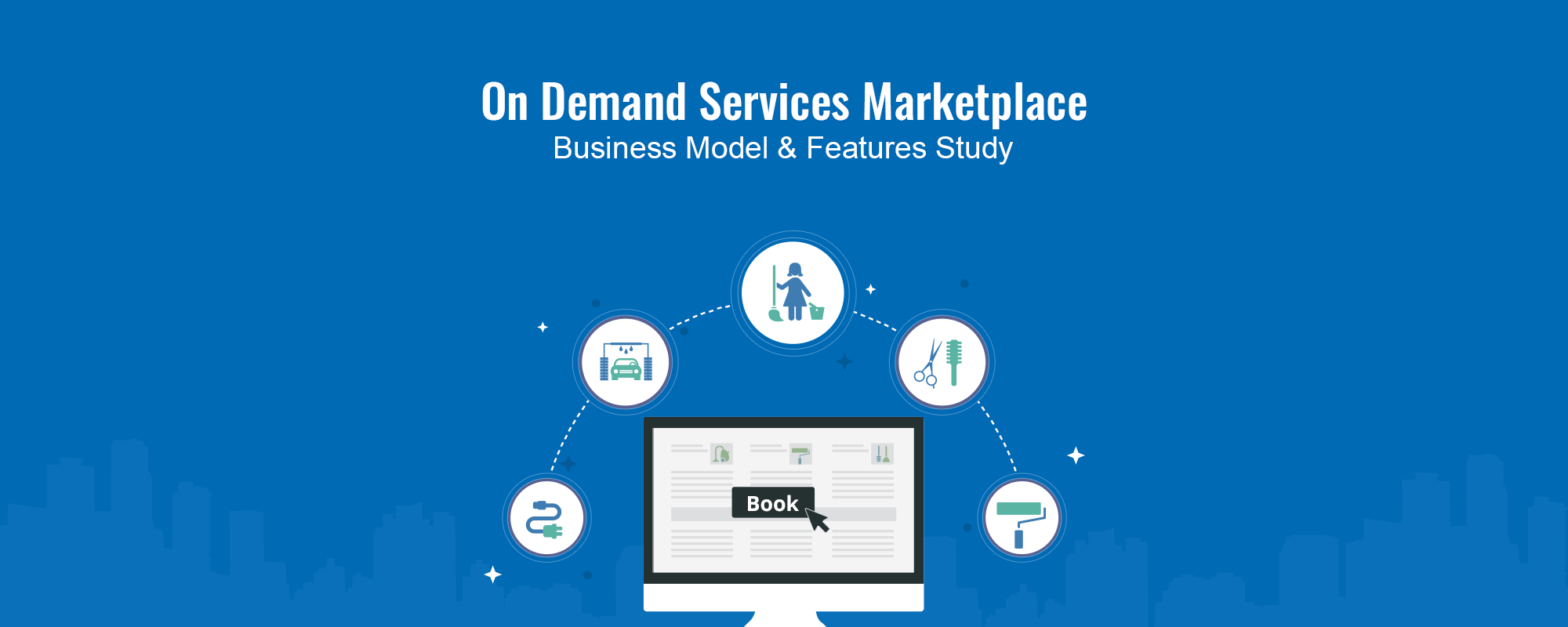 Business Model and Guide to Build On-Demand Service Marketplace