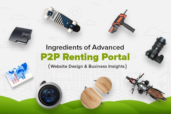 P2P Renting Marketplace