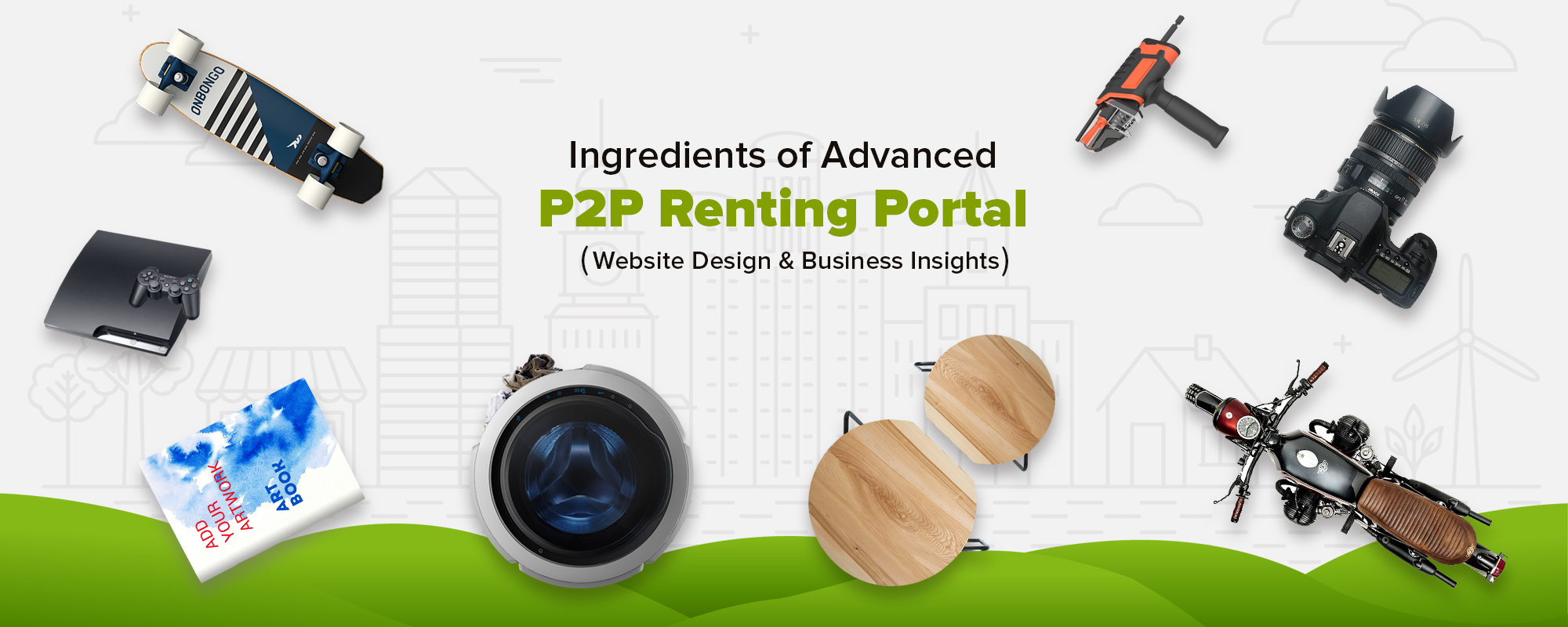 Advanced Features to Evolve Peer-to-Peer Renting Marketplace