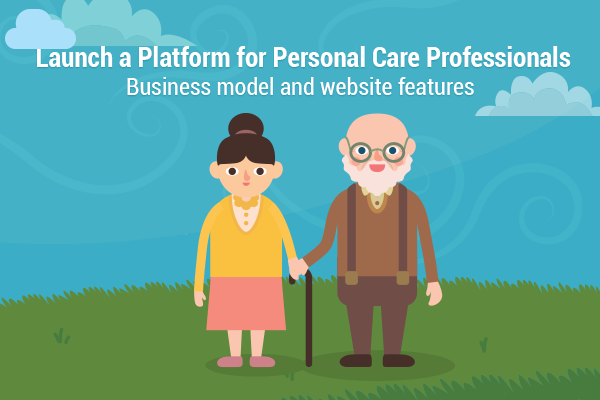 Online Platform for Personal Care Professionals