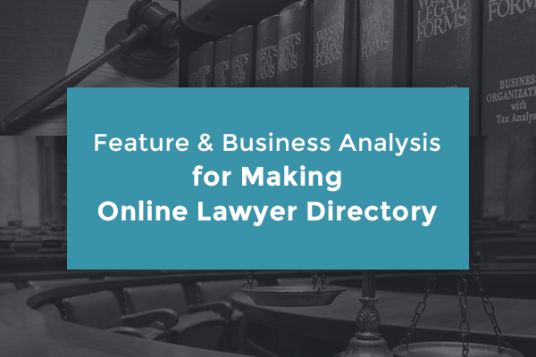 legal services marketplace features