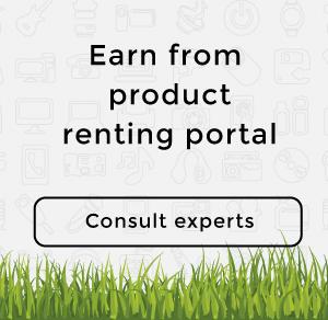 product rental marketplace