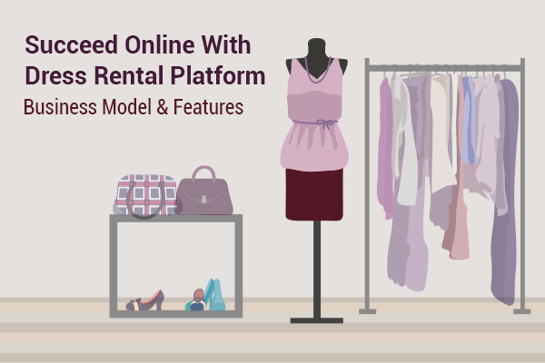 Online dress rental platform