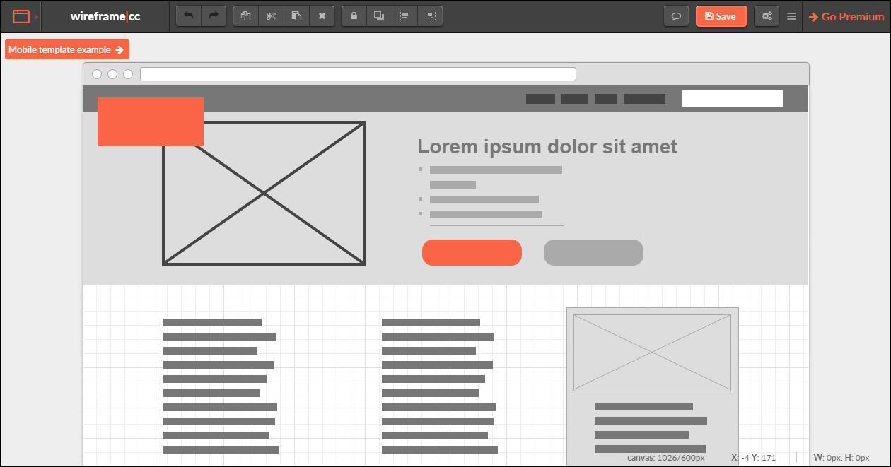 7 Free Online Wireframing Tools Adored by Pro Designers