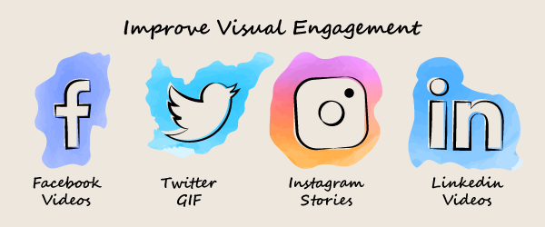 Improve Visual Engagement