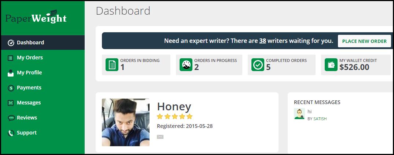 4 essay writing platform
