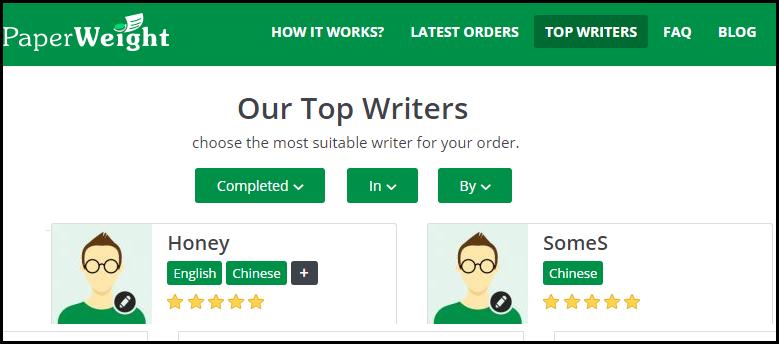 9 academic writing clone website
