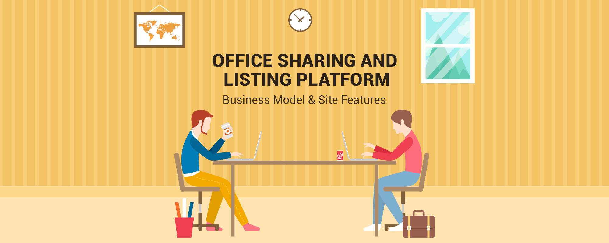 Build a Workspace Sharing Website with these Features – Complete Business Analysis