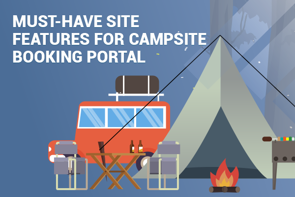 Campsite Booking Portal