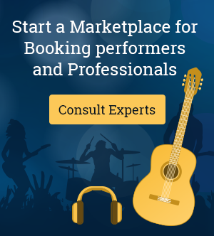 Start marketplace for performers