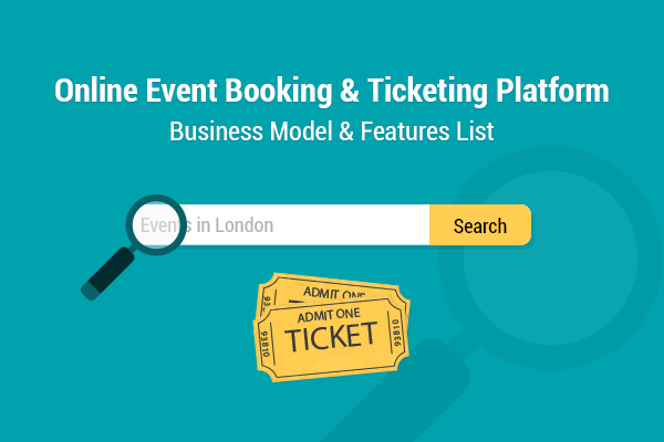 Online Event Search & Ticketing Platform