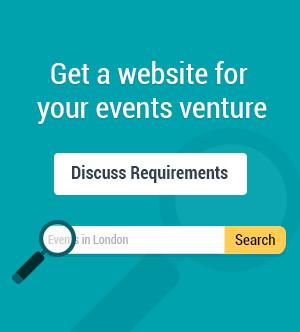 Start event search platform