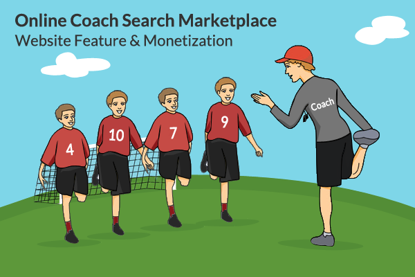 online coach search marketplace