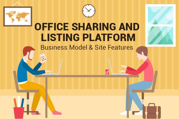 Office Sharing & Listing Platform