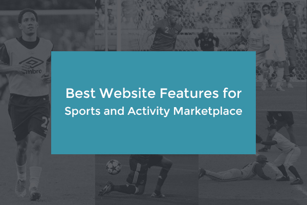 sports and activity marketplace features