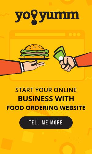 Start Food Ordering Site