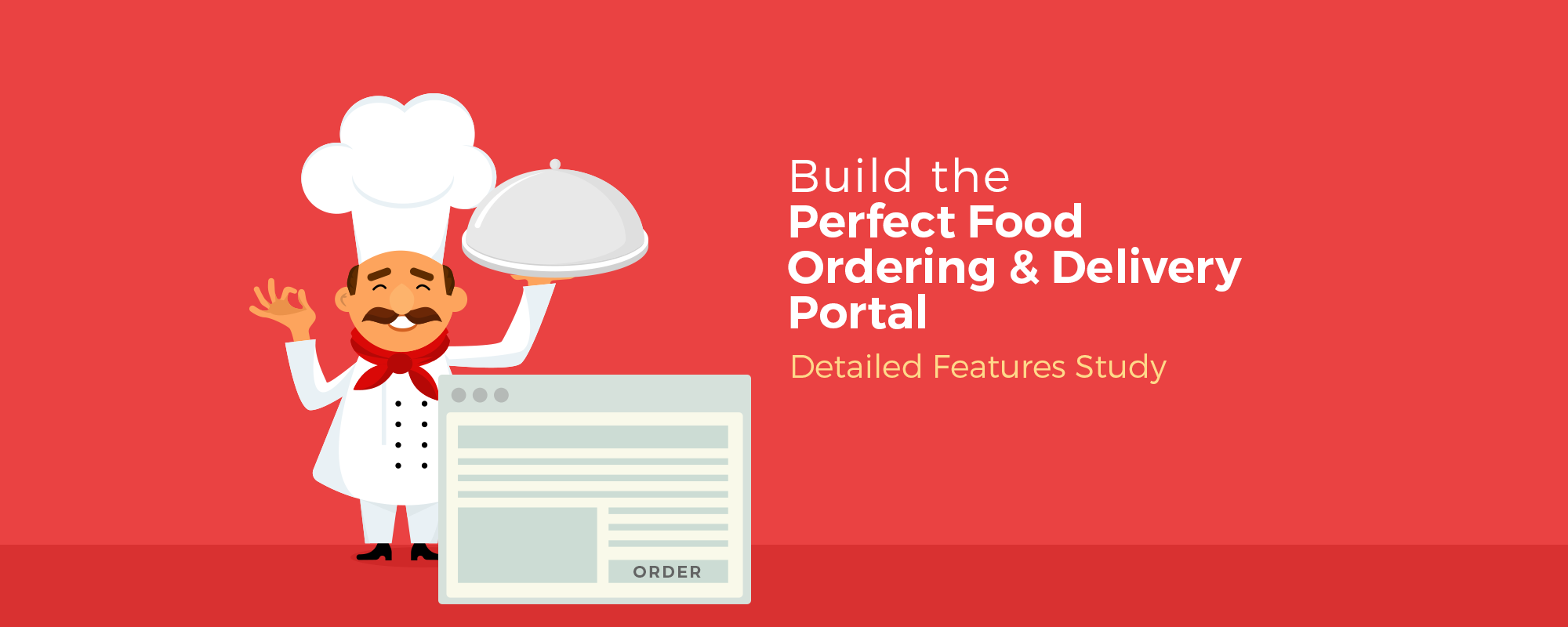 Looking To Start an Online Food Delivery Platform? Check Out These Key Website Features