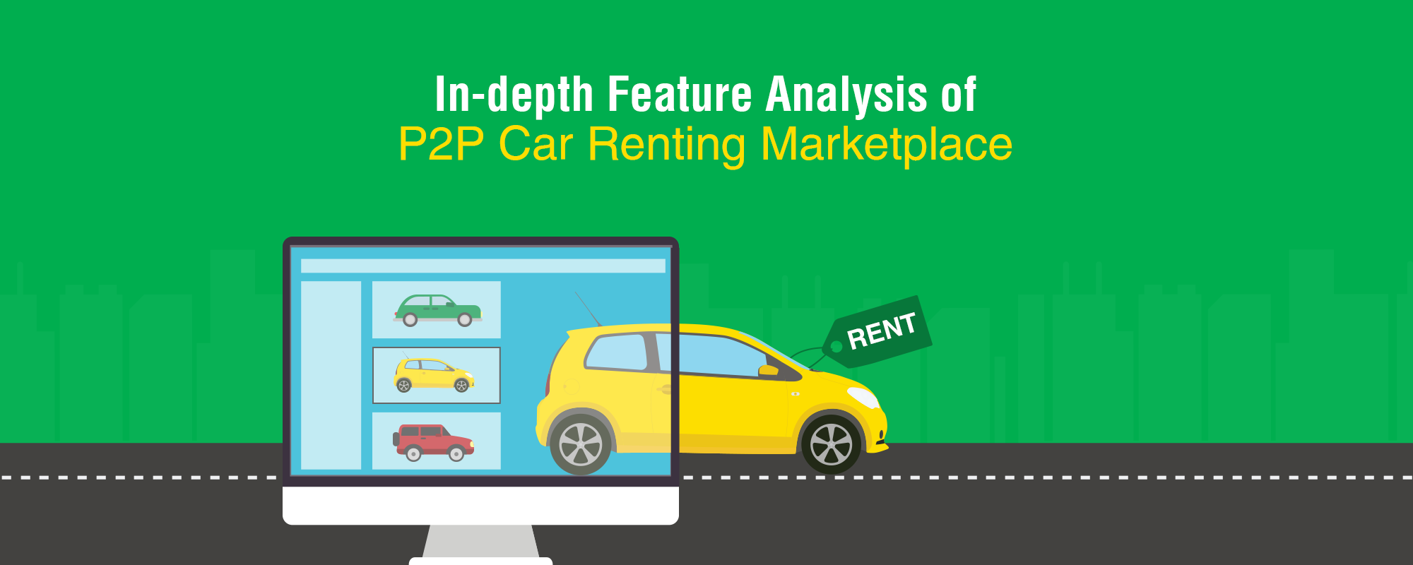 Peer-to-Peer Car Rental Marketplace Business Model and Essential Website Features