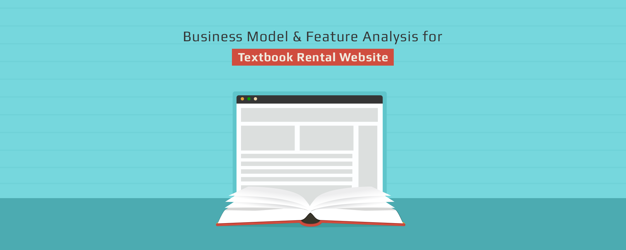 Build a Textbook Rental Website Around These Features and Business Model