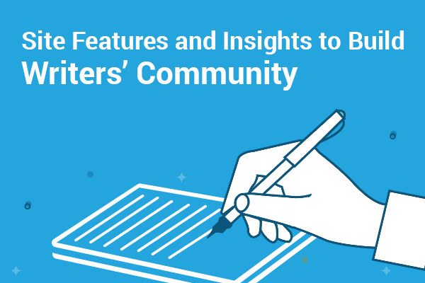 Online community for Writers