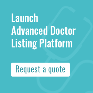 Launch Doctor Listing platform